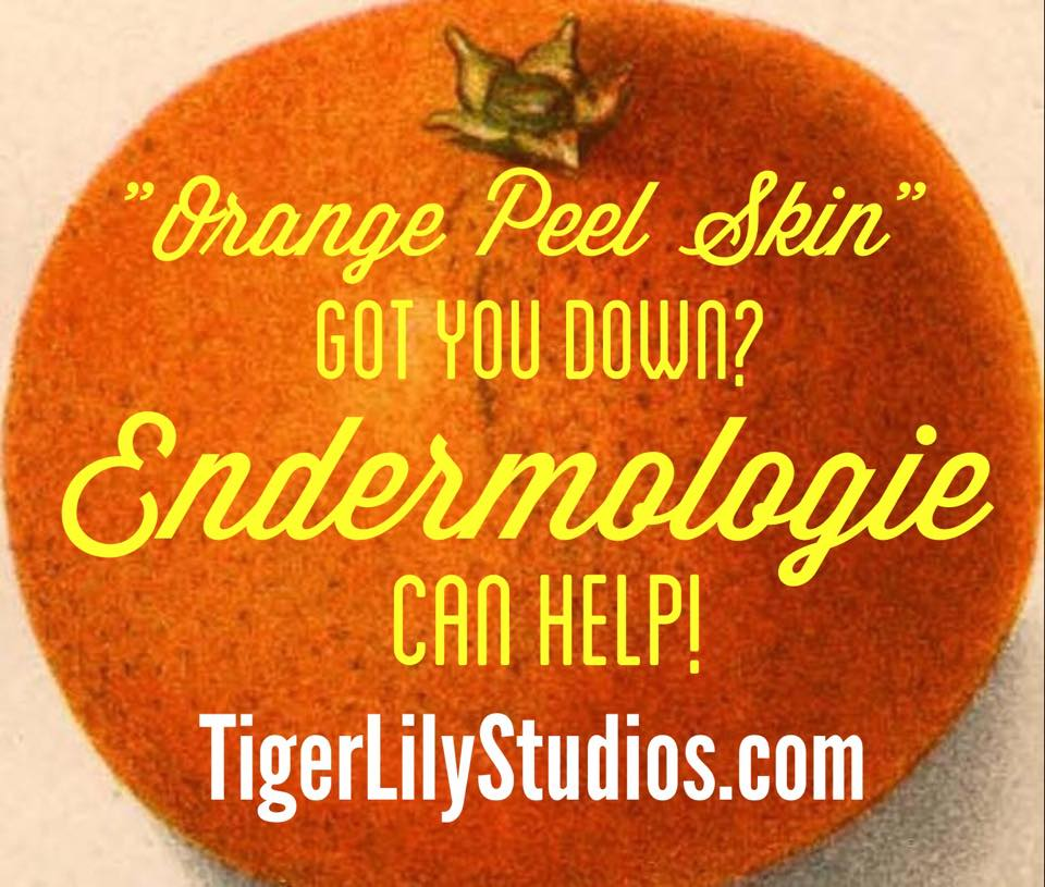 Orange Peel Skin - Endermologie